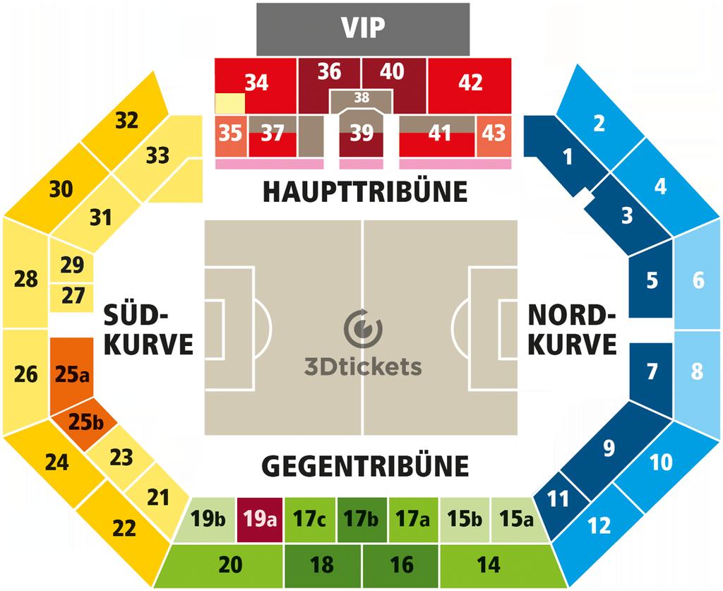 Fc Nürnberg Tickets